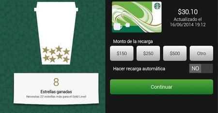 Starbucks ya cuenta con aplicación en México