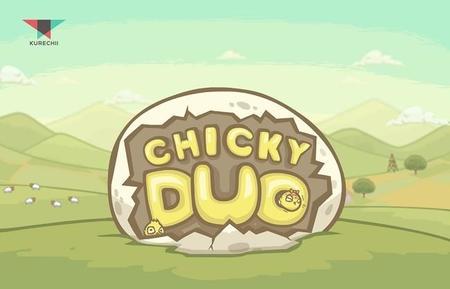 Embarca una gran aventura con dos adorables pollitos en Chicky Duo