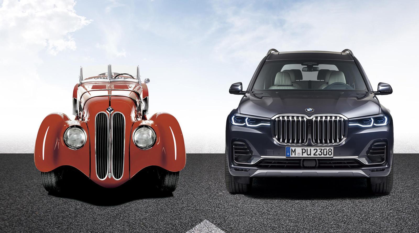 Foto de BMW y la evolución de sus riñones (9/18)