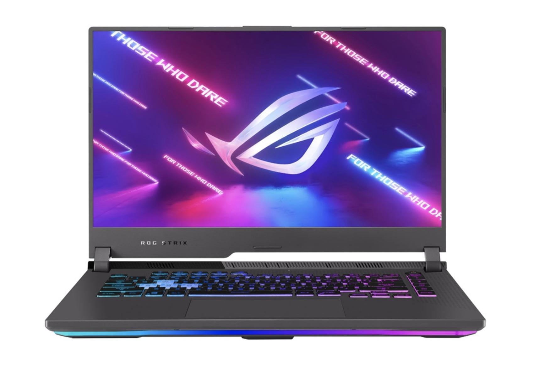 Portátil Gaming ASUS ROG Strix G513IC-HN004T, AMD Ryzen 7, 16GB, 512GB SSD, GeForce RTX 3050 4GB