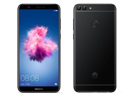 Huawei P Smart llega a México: otro interesante gama media-alta con gran pantalla y doble cámara