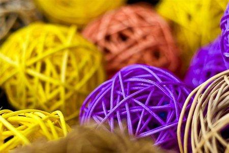 Bolas colores