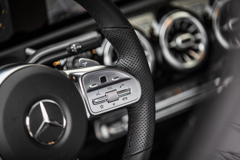 Foto de Mercedes-Benz CLA Coupé 2019, toma de contacto (193/248)