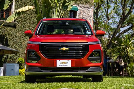 Chevrolet Captiva 2022 Primer Acercamiento Mexico Prueba Opiniones 7