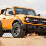 Ford le pide a Goodyear que elimine la palabra 'Wrangler' de los neumáticos del Bronco