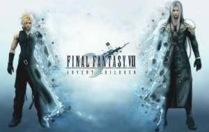 'Final Fantasy VII: Advent Children', en venta y en la red