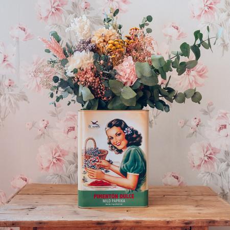 Siete tendencias para decorar con flores en la primavera-verano de 2019
