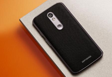 Motorola DROID Turbo 2, una probadita de lo que será el sucesor del Moto Maxx