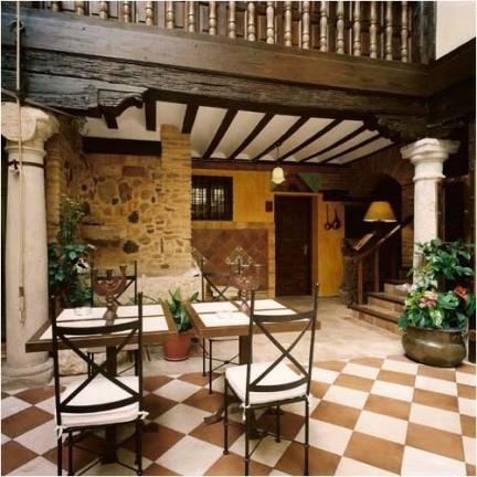 Hotel La Casa del Rector, puro encanto español en Ciudad Real