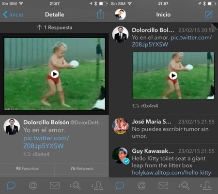 Tweetbot Video Gif