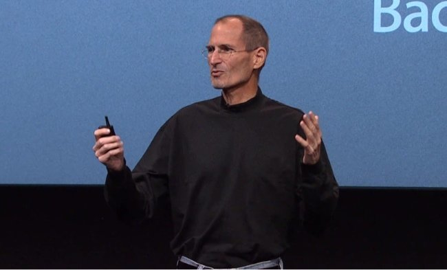 steve jobs apple keynote