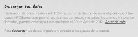 HTCSense.com cierra sus puertas el 30 de abril, esperamos un sustituto