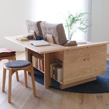 Perfectos para casas con poco espacio: 12 muebles multifuncionales que te van a sorprender
