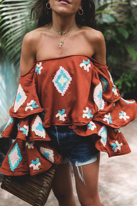 Esta es la blusa que ha enamorado a media población (y posiblemente tú también caigas en sus garras)