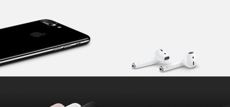Éstos son los nuevos accesorios oficiales tras ponerse a la venta los iPhone 7 y 7 Plus