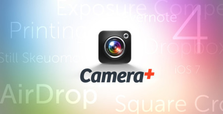 Camera+, una de las mejores apps fotográficas para iOS se actualiza