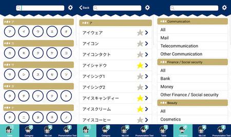Diccionario Katakana