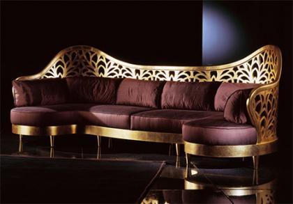 Roberto Ventura nos presenta su línea de muebles de lujo
