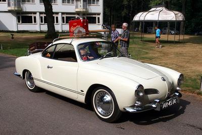 Coches que marcaron una época: Volkswagen Karmann Ghia