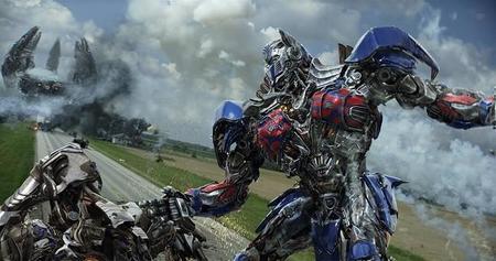 Optimus Prime en