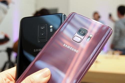 Samsung, el Galaxy S9 y las variantes plus: el mejor siempre la tiene más grande