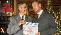 George Clooney revoluciona 'Downton Abbey' en este divertidísimo especial solidario