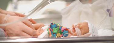 Una buena noticia: en España, el 95% de los bebés prematuros nacidos después de la semana 28 sobrevive