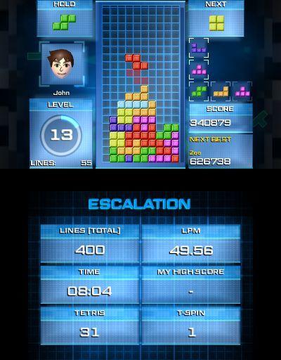 Foto de Imágenes Tetris Ultimate (3DS) (1/8)
