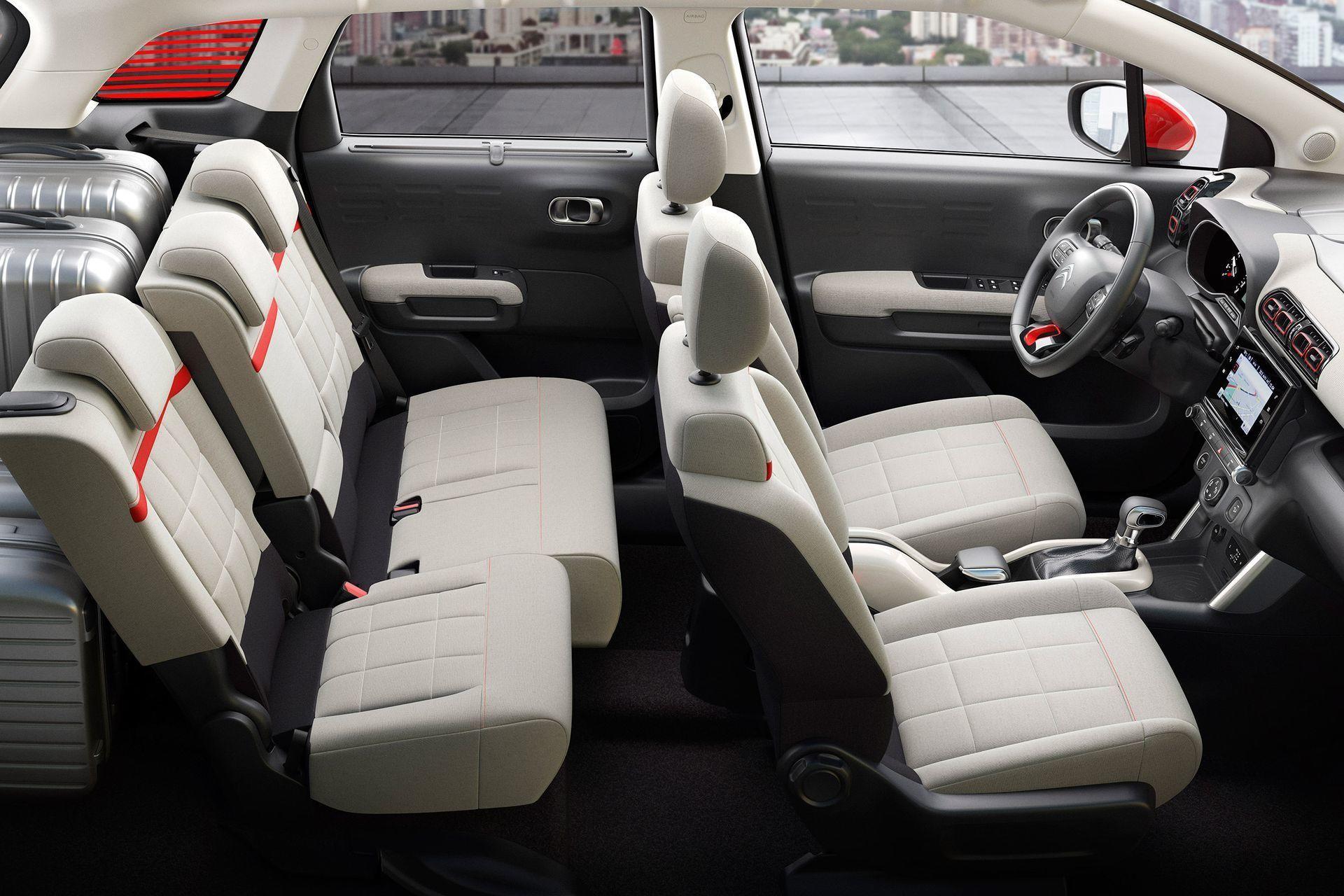 Foto de Citroën C3 Aircross (6/11)