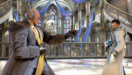 Tekken 7 Modo Historia 04