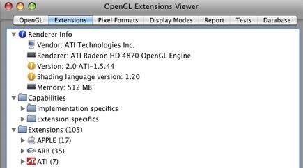 Mac OS X 10.5.7 presenta indicios de posible nuevo hardware