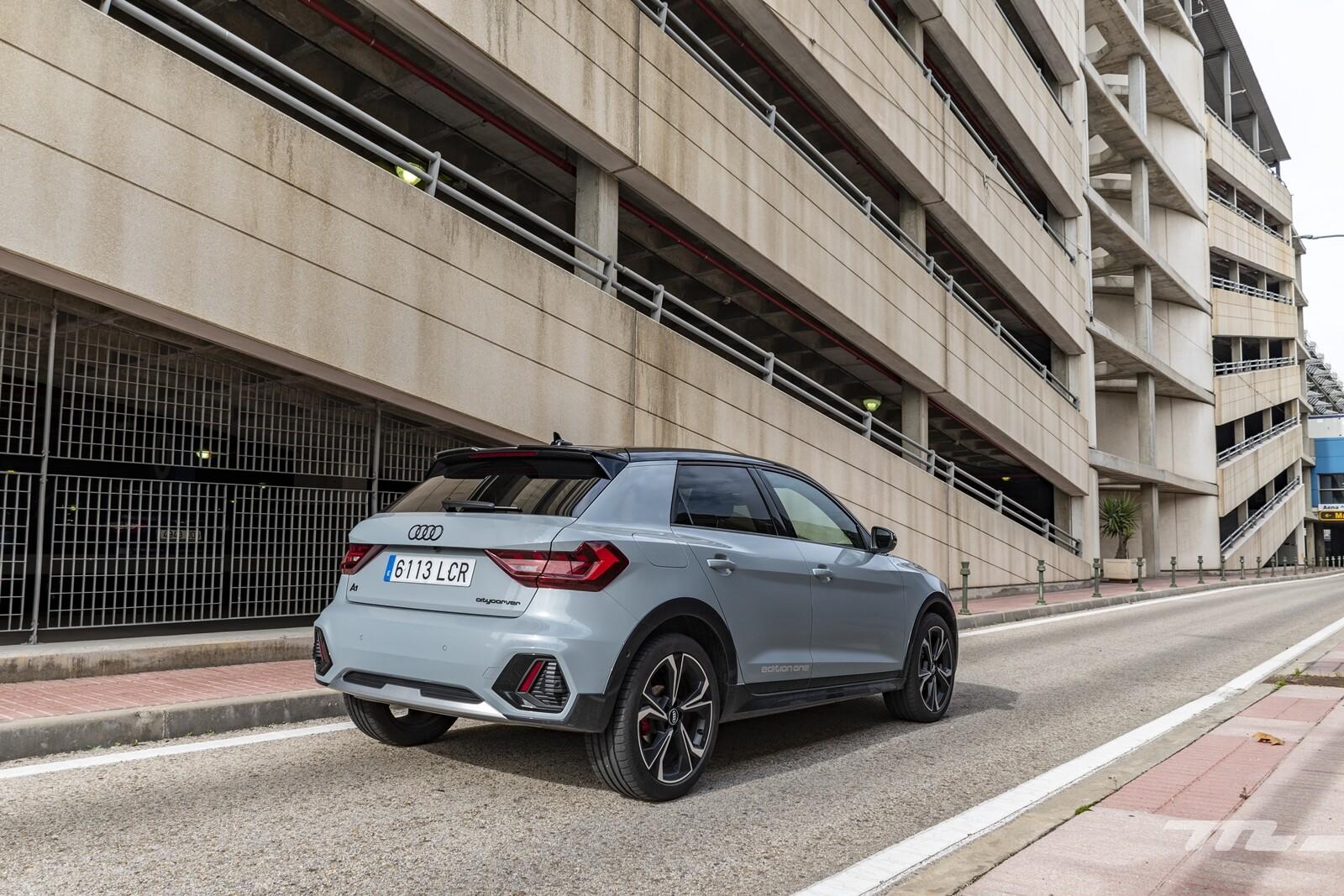 Foto de Audi A1 Citycarver 2020 prueba (26/39)