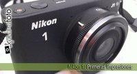 Nikon 1: Primeras impresiones