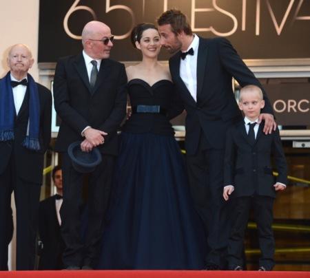 Marion Cotillard Cannes Día 2