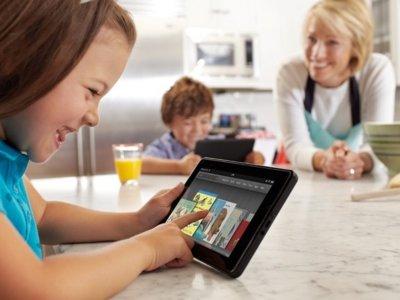 ¿Cómo puede Android ayudar en los estudios a mis hijos?