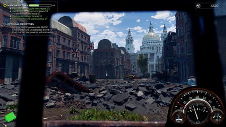 WW2 Rebuilder es el simulador que nos hará reconstruir las ciudades tras cada batalla de la Segunda Guerra Mundial