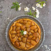 Cómo hacer la mejor tarta Tatin de manzana. Receta