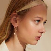 Vuelve el pelo de dos colores: así sería la melena colour-block de Mónica Naranjo en 2019