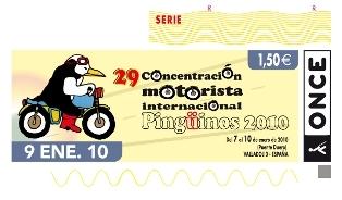 Anécdota de higiene y pijama de un asistente a Pingüinos 2010