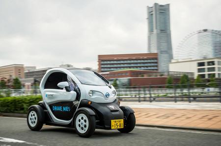 Nissan Lanza Renta De Autos Electricos 3