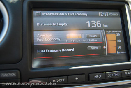 Honda Insight contra Nissan GT-R