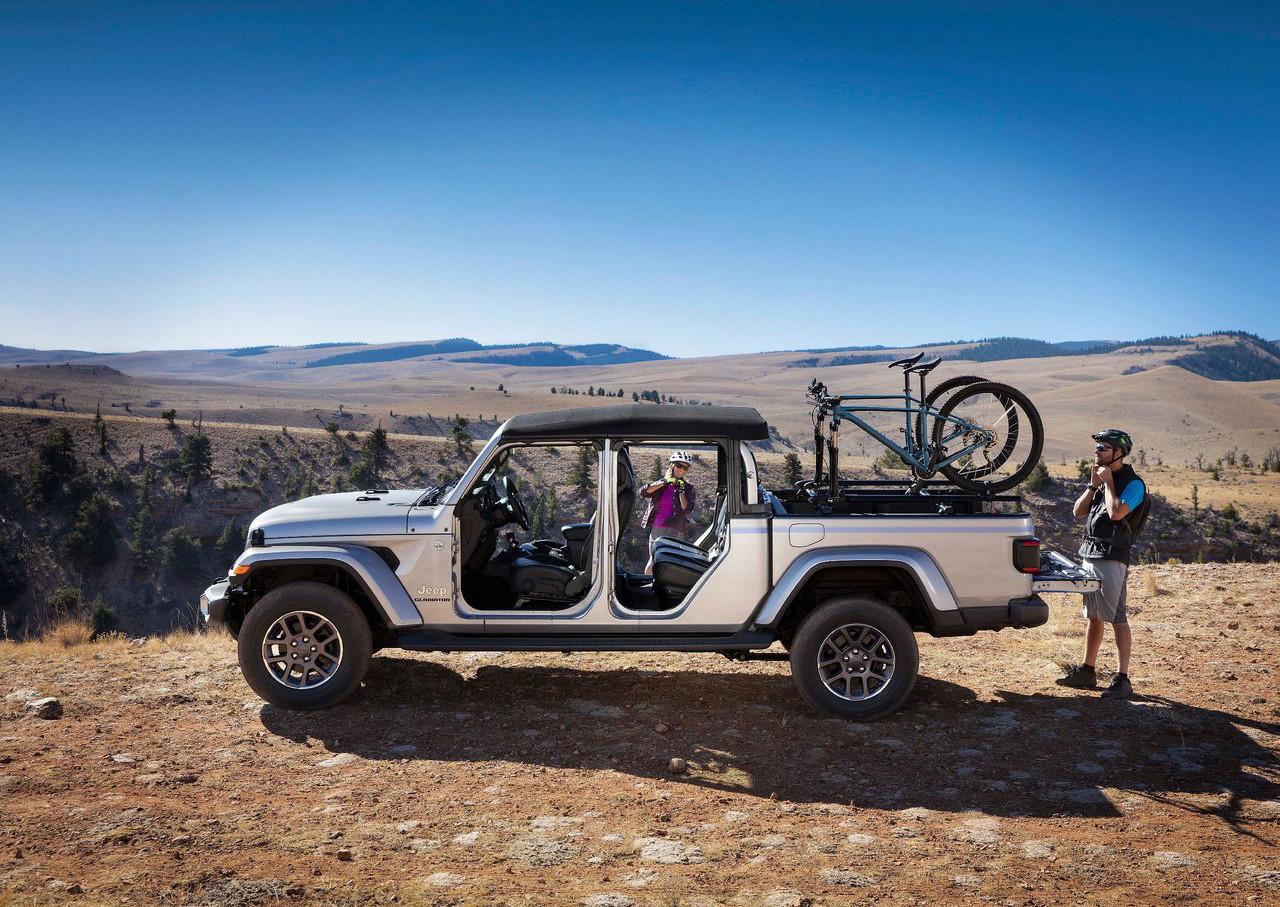 Foto de Jeep Gladiator 2020 (12/51)