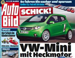 VW prepara un competidor para el Mini