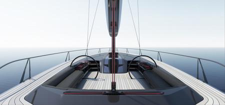 Peugeot Design Lab Concept Yacht