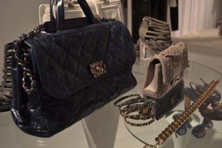 Acolchado Chanel colección Primavera-Verano 2012