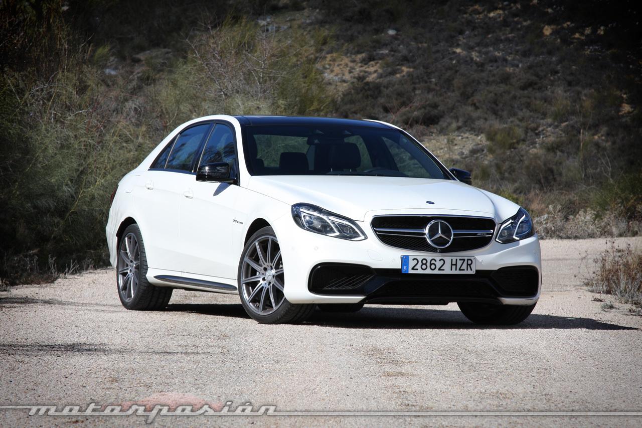 Foto de Mercedes-AMG E 63 4Matic (prueba) (7/42)
