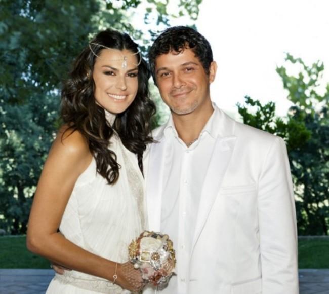boda alejandro sanz