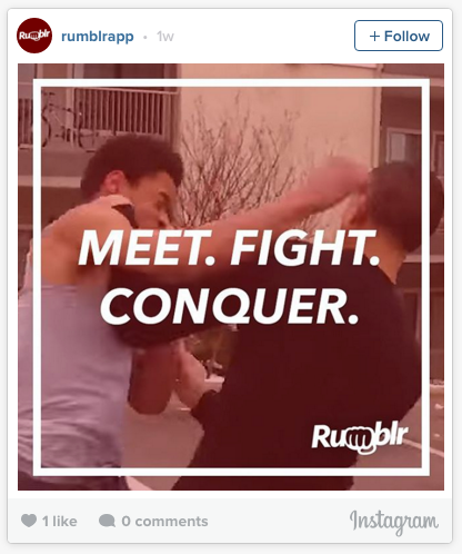 Meet Fight Conquer