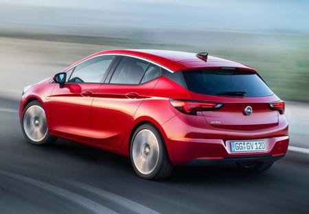 Opel Astra 2016 2