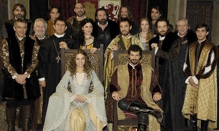 La productora de 'Isabel' descarta una segunda temporada, ¿el primer abandono de muchos otros?